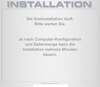 InstallationMin