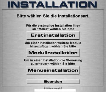 Installationsart
