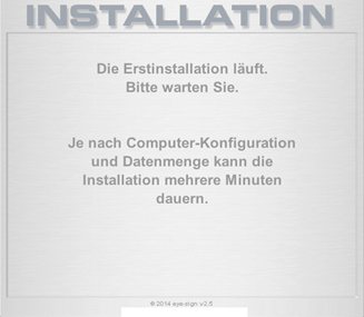 InstallationMin